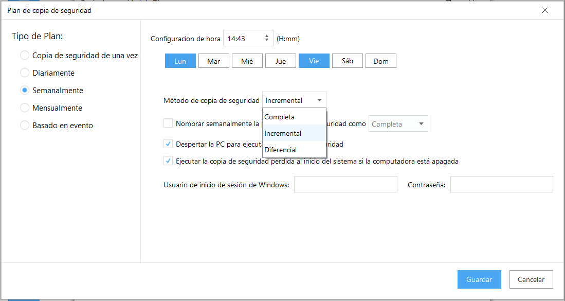 EaseUS software ofrece notas para actualizar a Windows 10.