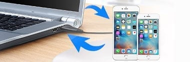 Transferencia de Datos de iPhone